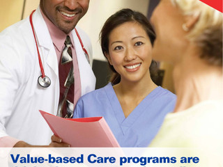 Value-based Care programs are driving improvements in quality and people's health