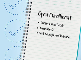 Making It Count: 5 tips for choosing a health plan