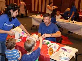 UnitedHealthcare Employees Bring Fun, Games and Smiles to Young Patients  at Children's Hospital New