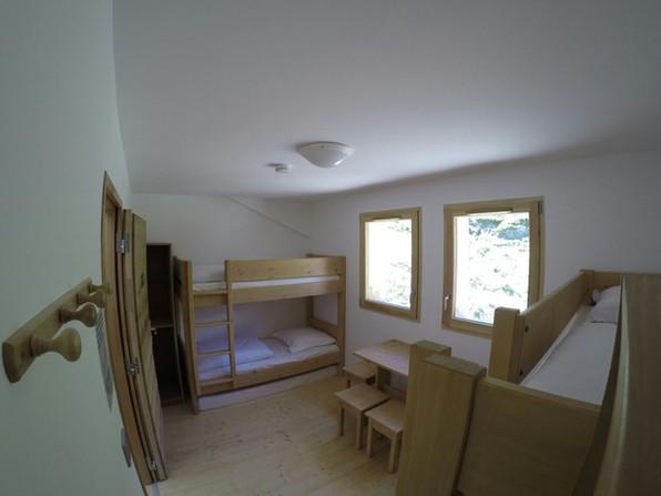 Petit dortoir tout neuf