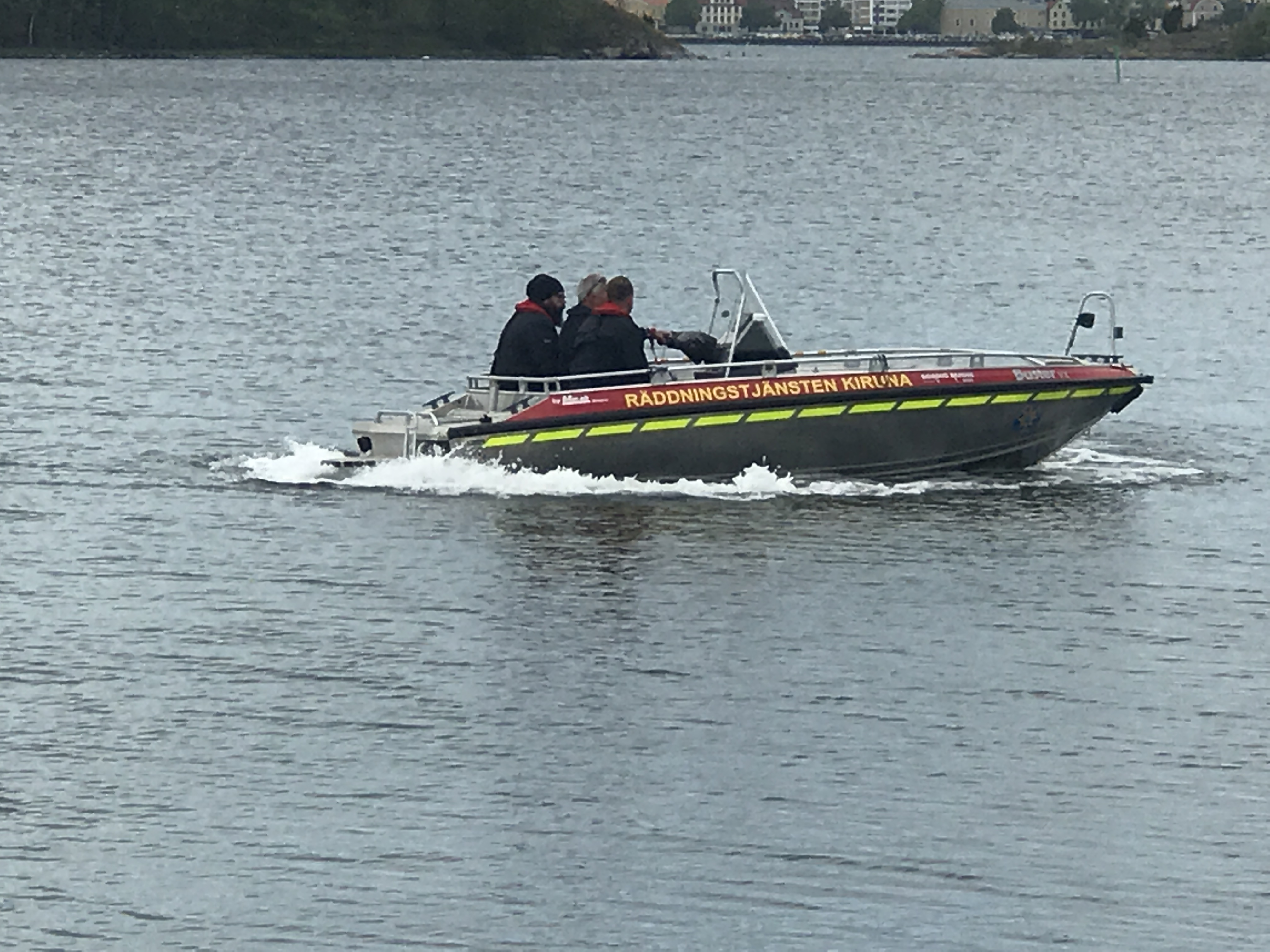 provkörning Nordic Rescue SAR