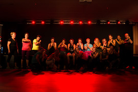 traningsfesten 2018 - gallivare - amanda