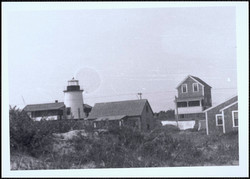Last of the Three Sisters Lights, Eastham, MA