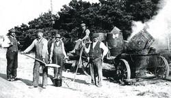 Route 6 Repair Crew circa 1915