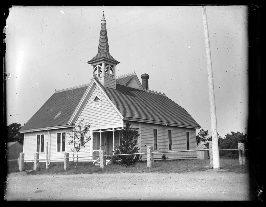 Universalist Church - Chapel in the Pines, Eastham, MA - 1906