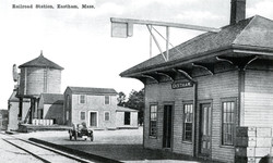 Eastham RR Station, Eastham, MA