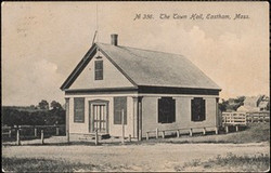 The Town Hall, Eastham, MA