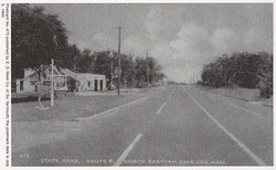 State Highway, US Route 6, North Eastham, MA