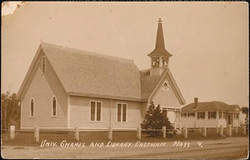 Chapel in the Pines, Eastham, MA