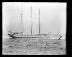 Wreck of Parrsboro Vessel at Nauset, Eastham, MA