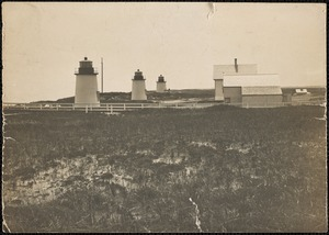 Three Sisters Lighthouses, Eastham, MA