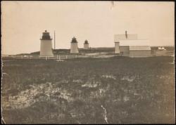 Three Sisters Lighthouses, Eastham, MA