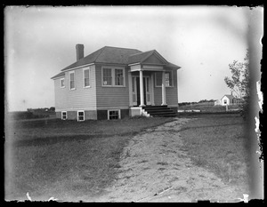 Original Eastham Public Library - Eastham, MA - 1906