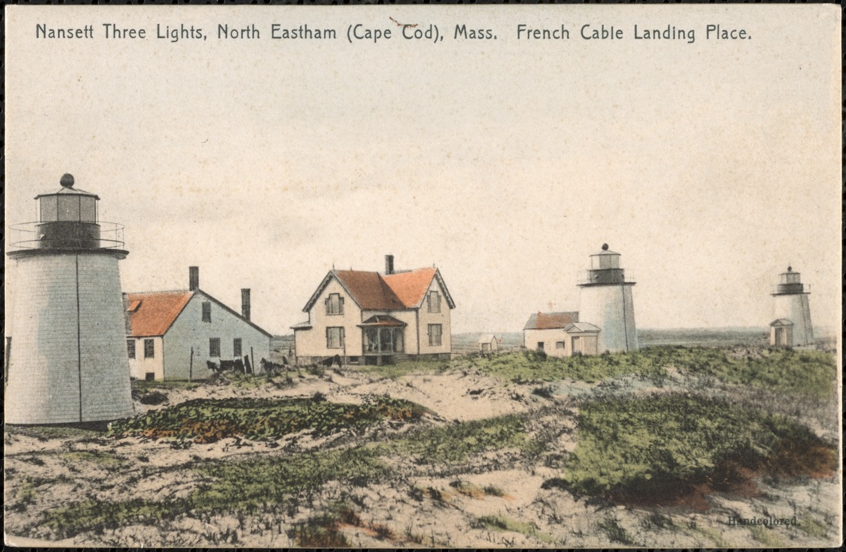 Three Sisters Lights - Eastham, MA