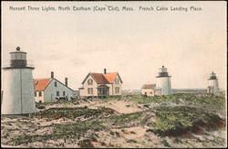 Three Sisters Lights - Eastham, MA