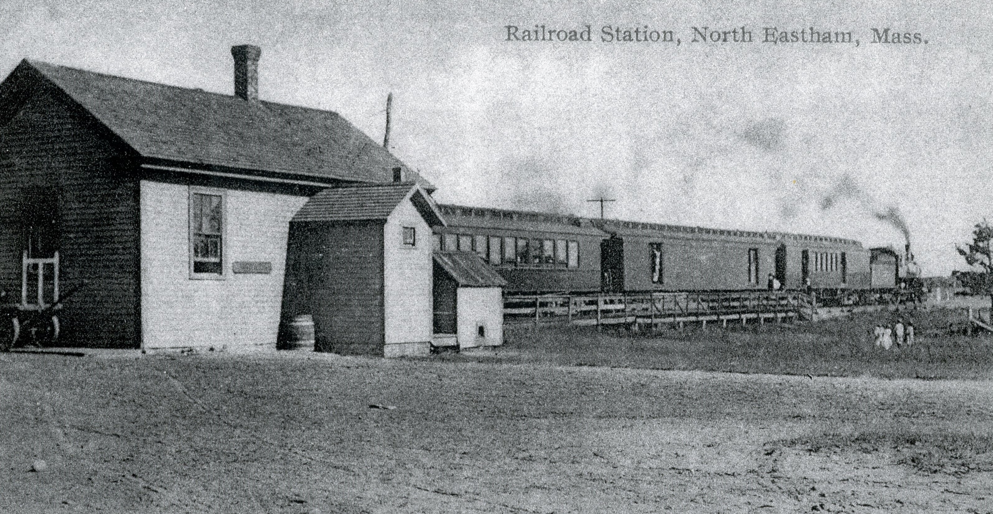 Eastham RR Station - North Eastham Station