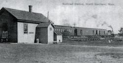Eastham RR Station - North Eastham Station