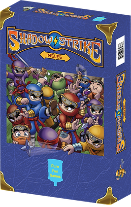 Shadow Strike Melee Card Game