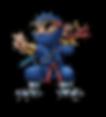 Shadow Strike Blue Ninja