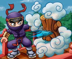 Kawarimi illustration only copy