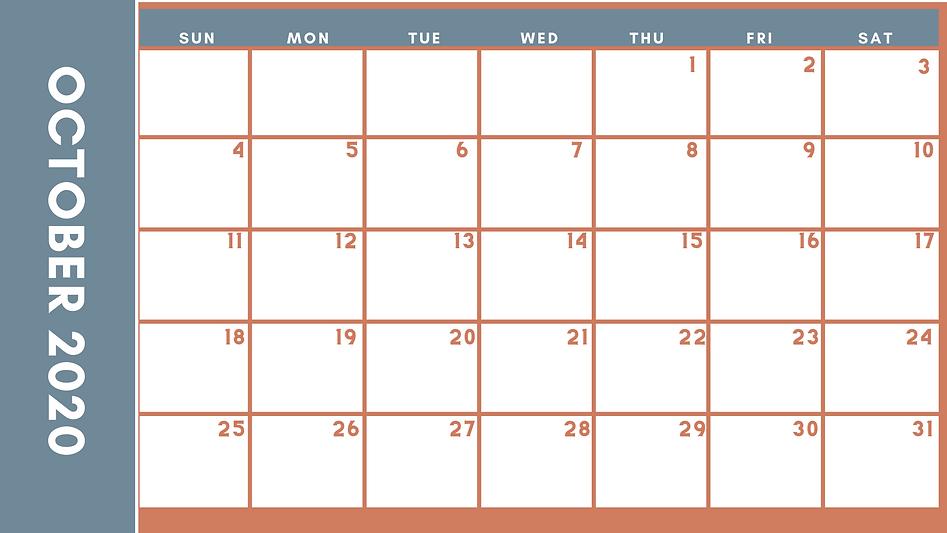 Dark Blue Travel Photo Daily Calendar.pn