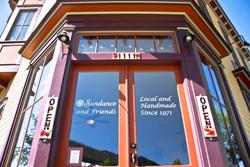Sundance and Friends front door