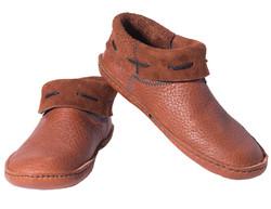 Santa Fe Leather Moccasin
