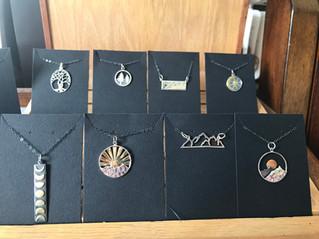 KAI necklaces