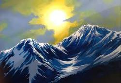 Colorado Mountain Scenes