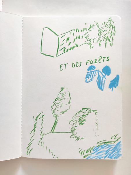 """""""Et des forêts"""""""