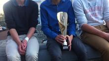 Mérite Sportif pour nos jeunes gens -16ans
