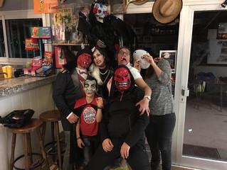Halloween au STC