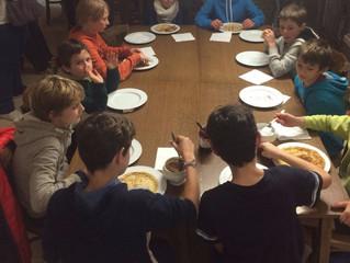 Visite de Saint Nicolas au CIF ce 06 décembre