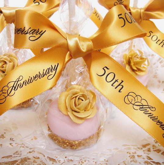 50th Anniversary Ribbon
