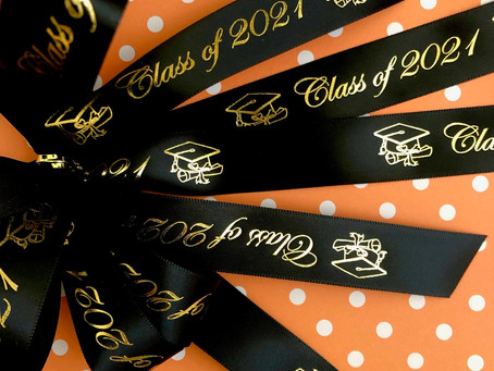 Class of 2021 Graduation Ribbon