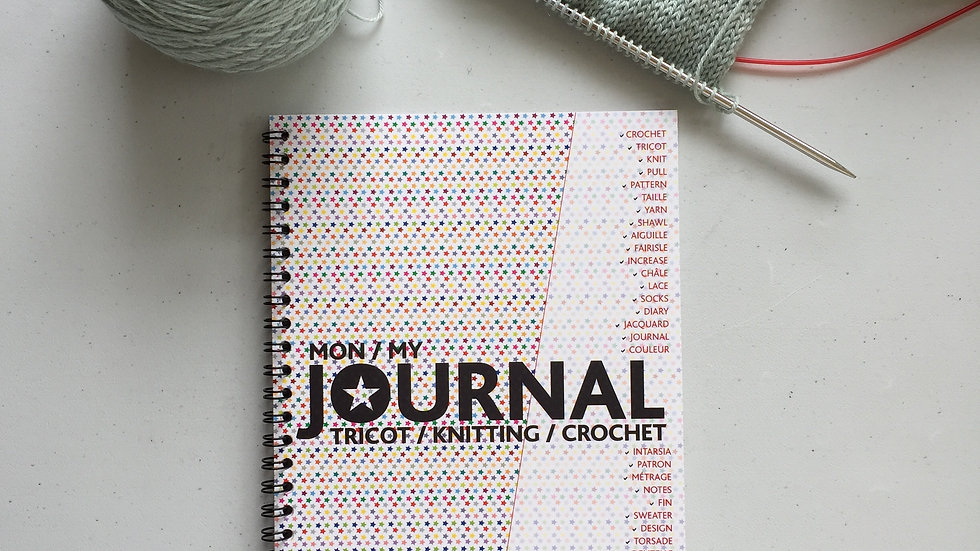 Journal tricot / Crochet / knitting