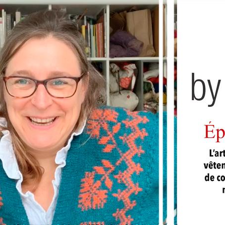 Podcast Episode 56 - L'art de tricoter des vêtements bizarres et de coudre toujours la même chose