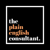 Plain English Consulant Log