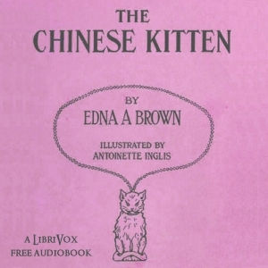chinese kitten by Edna A. Brown Book Cov