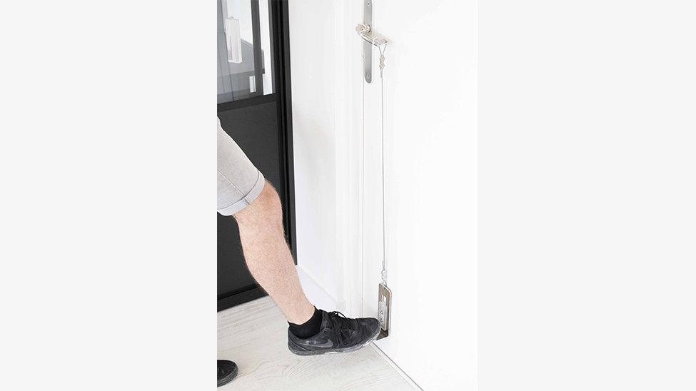 HYGIE-DOOR / Pédale de porte Stop COVID