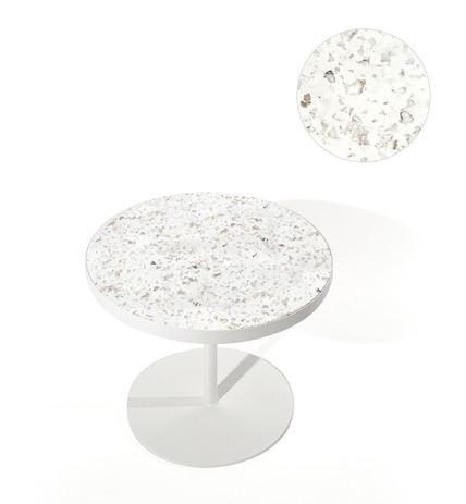 Table basse bidon de lessive