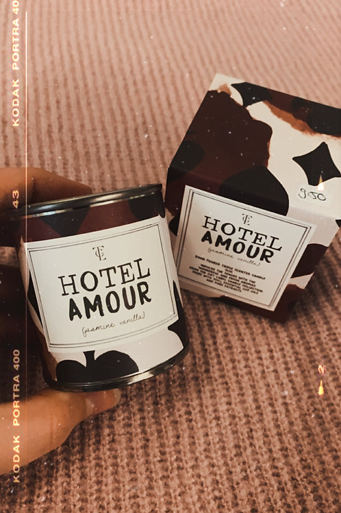Kaars - Hotel Amour