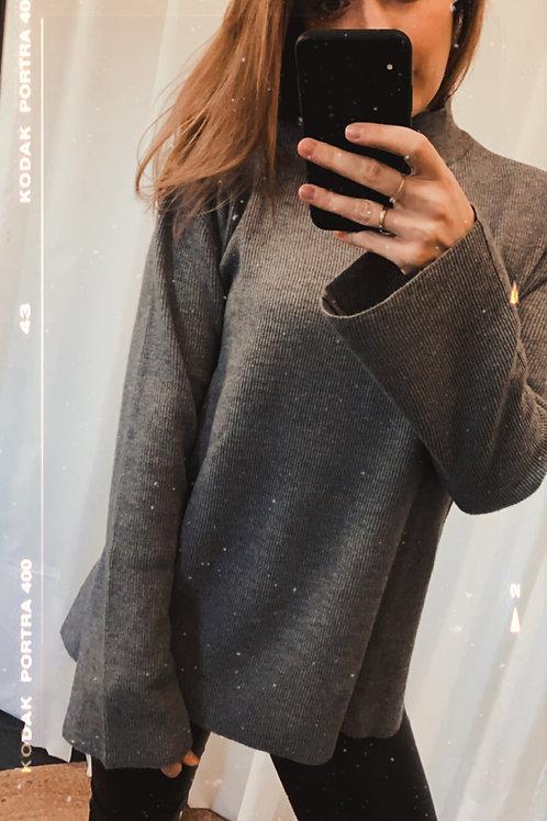 Grey Sweater