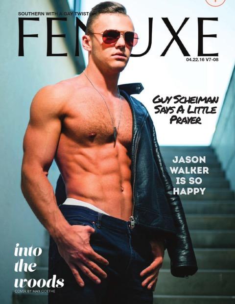 April 27, 2016 - Fenuxe Magazine - cover