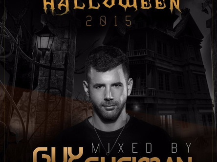 Halloween 2015 - Mixed By Guy Scheiman - FREE DOWNLOAD-