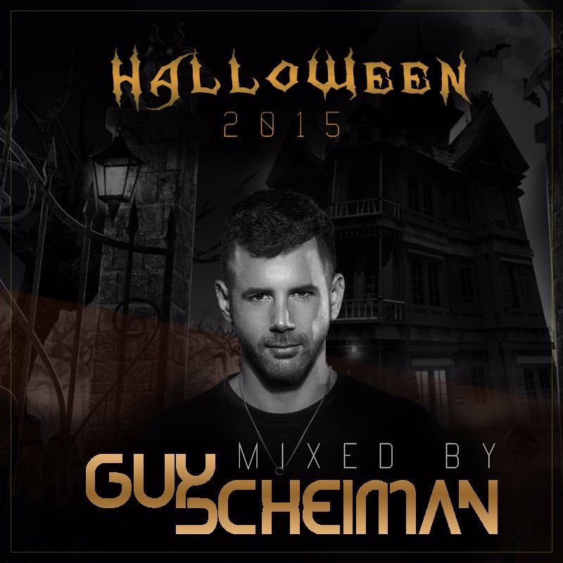 Guy Scheiman Halloween 2015 Podcast Cover