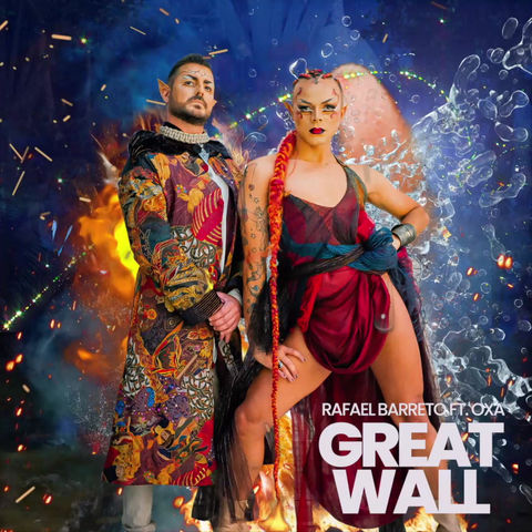 WORLDWIDE RELEASE OF 'GREAT WALL THE REMIXES'