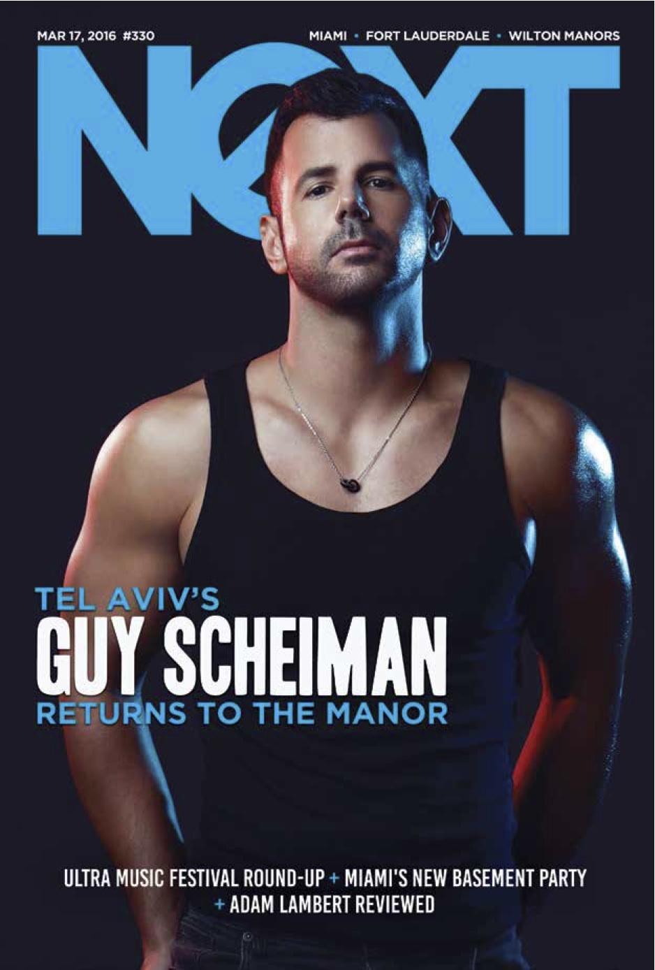 Next Magazine Florida WMC Issue 3/16
