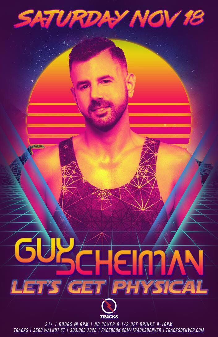Guy Scheiman