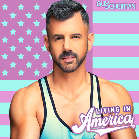 New mixed set - 'Living In America' available for Download